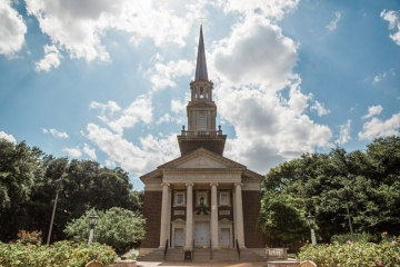 Dallas-Wedding-Planner-Perkins-Chapel-Belo-Mansion-White-and-Colorful-Floral-Wedding-07