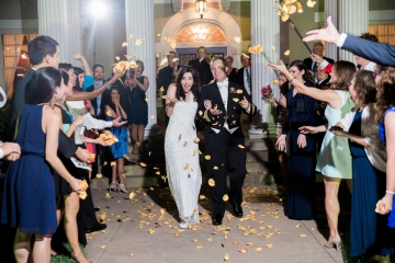 Dallas-Wedding-Planner-Perkins-Chapel-Belo-Mansion-White-and-Colorful-Floral-Wedding-15