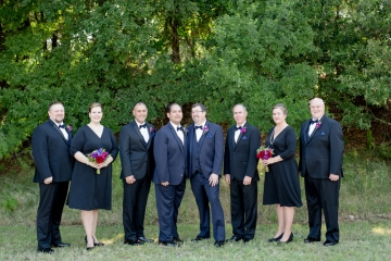 Dallas-Wedding-Planner-At-Home-Wedding-Blue-and-Gold-08