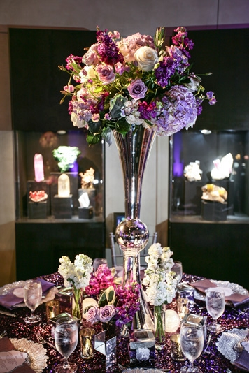 Dallas-Wedding-Planner-Perot-Museum-Gems-and-Minerals-Purple-Shimmer-Wedding-08