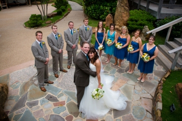 Dallas-Wedding-Planner-Fort-Worth-Botanical-Gardens-Japanese-Garden-Pavilion-and-Fort-Worth-Omni-Hotel-Blue-and-Yellow-Wedding-21