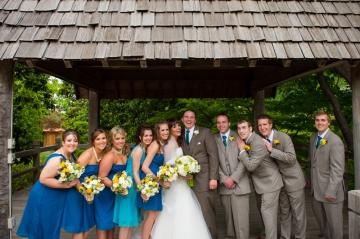 Dallas-Wedding-Planner-Fort-Worth-Botanical-Gardens-Japanese-Garden-Pavilion-and-Fort-Worth-Omni-Hotel-Blue-and-Yellow-Wedding-19