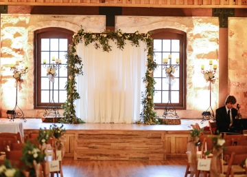 McKinney-Wedding-Planner-The-Springs-McKinney-Heritage-Springs-Stone-Hall-Mint-Green-Rustic-Wedding-12