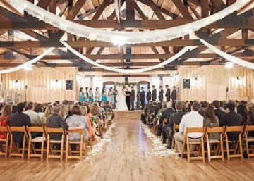 McKinney-Wedding-Planner-The-Springs-McKinney-Heritage-Springs-Stone-Hall-Mint-Green-Rustic-Wedding-17