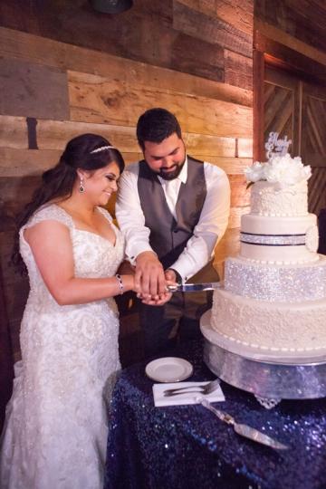 McKinney-Wedding-Planner-Stone-Crest-Venue-Silver-Sequin-and-Blue-Wedding-52