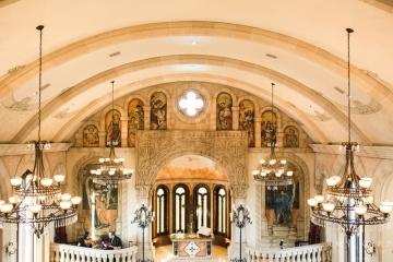 McKinney-Wedding-Planner-Bella-Donna-Chapel-and-The-Sanctuary-Mint-Green-Wedding-11