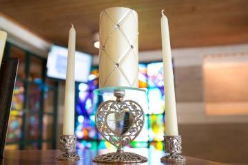 Frisco-Wedding-Planner-St.-Joseph-Catholic-Church-and-NYLO-Hotel-Plano-Orange-Peach-Wedding-02
