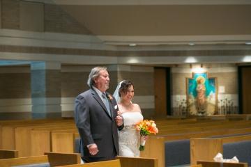 Frisco-Wedding-Planner-St.-Joseph-Catholic-Church-and-NYLO-Hotel-Plano-Orange-Peach-Wedding-05