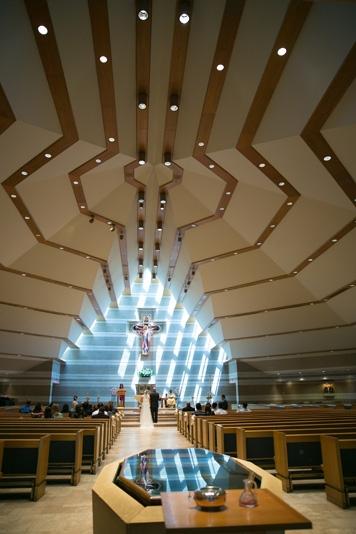 Frisco-Wedding-Planner-St.-Joseph-Catholic-Church-and-NYLO-Hotel-Plano-Orange-Peach-Wedding-06
