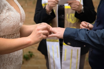 quaint_industrial_navy_and_gold_wedding_at_gather_in_downtown_mckinney_texas_10