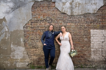 quaint_industrial_navy_and_gold_wedding_at_gather_in_downtown_mckinney_texas_16