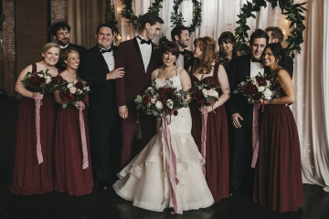 burgundy-blush-and-copper-vintage-industrial-wedding-at-flour-mill-12