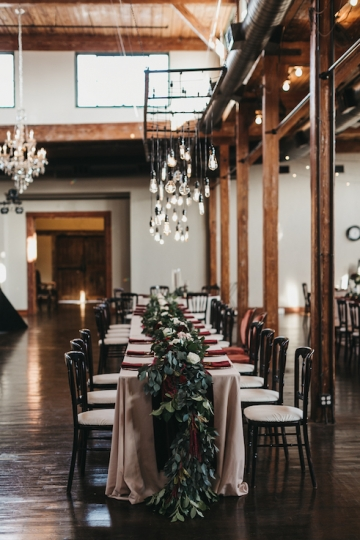 burgundy-blush-and-copper-vintage-industrial-wedding-at-flour-mill-24