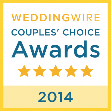 Each & Every Detail selected for WeddingWire Couples' Choice Awards 2014