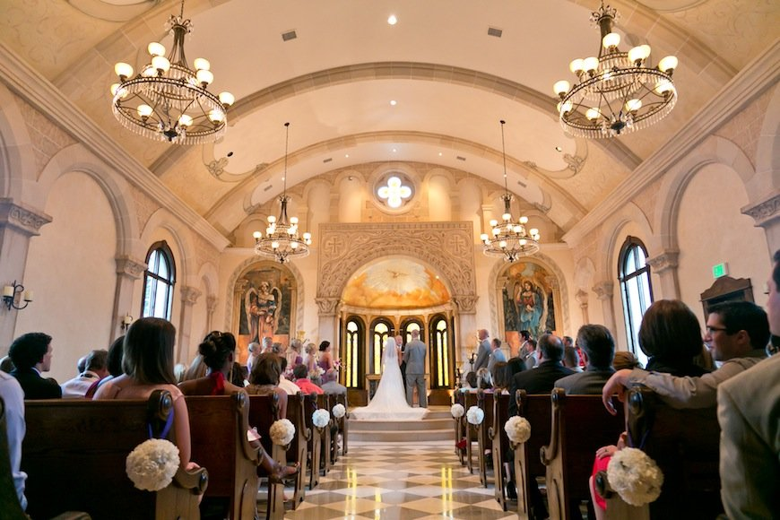 bella donna chapel,wedding ceremony