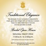 Grand Hotel Bridal Open House 3-22-14