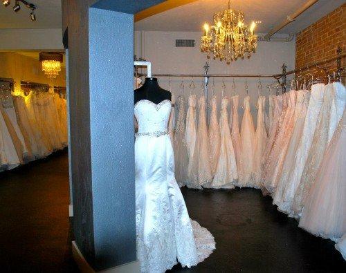 LeAnns Bridal wedding dress boutique