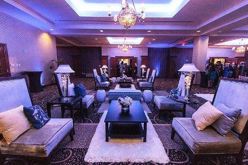 Lounge furniture Hilton Rockwall