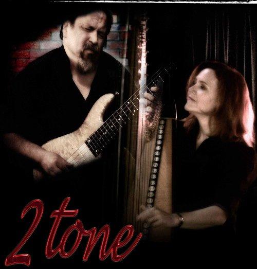 2Tone Harp and Bass ceremony music