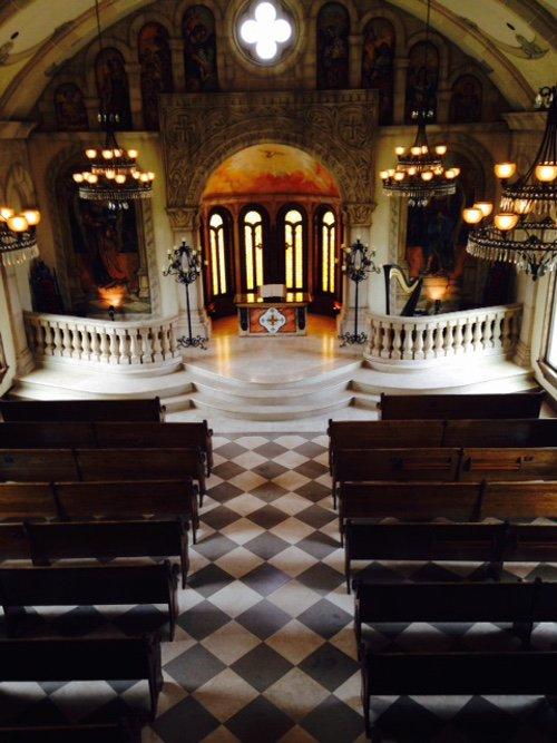 Harpist ceremony music Bella Donna Chapel