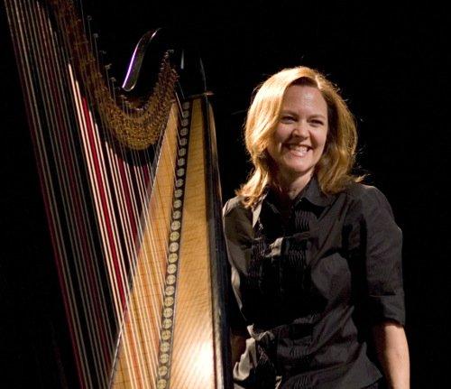 Cindy Horstman Harpist ceremony music