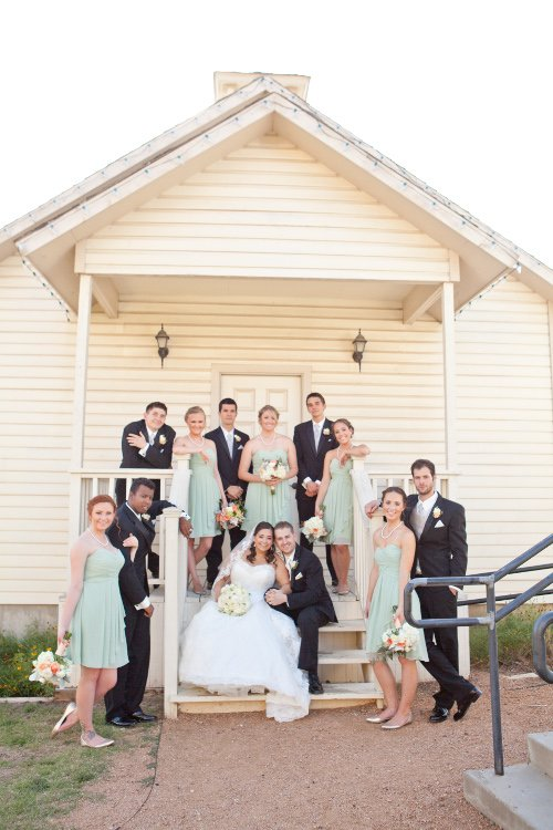 Wedding party Katie Cassidy Photography