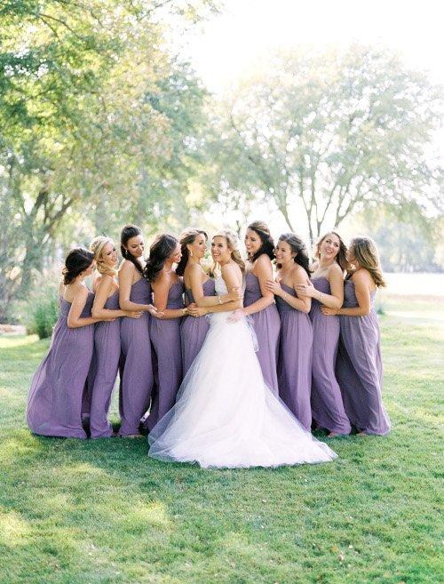 Ben Q Photography bridesmaids