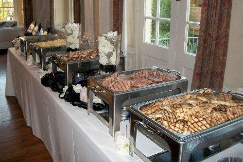 Black Eyed Pea buffet