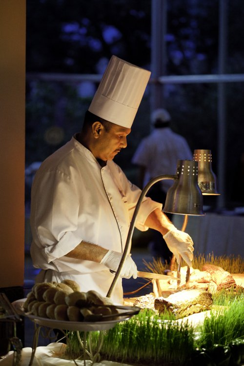 Gils Elegant Catering Action Stations