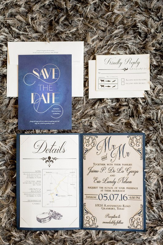 Each & Every Detail Dallas Wedding
