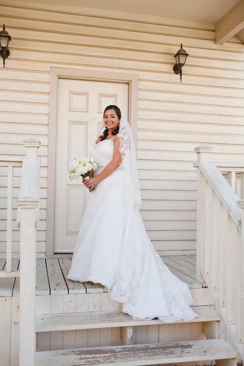 Bridal portrait - Bridal boutique of lewisville