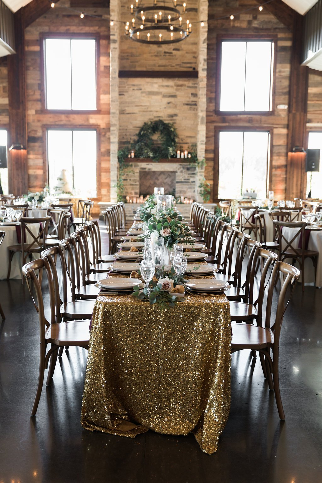Messerli Wedding - Joshua Aull Photo - Head Table
