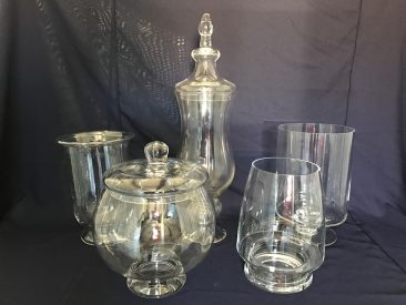 Candy Jars (Collection A) (5 Pieces) (Tier One)