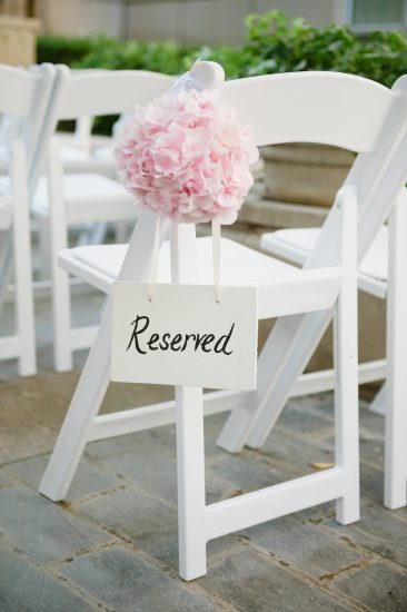 White Reserve Signs (Set of 6) (Tier One)