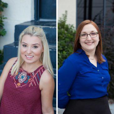 Planner Spotlight: Megan Burkett & Sarah Varnau, NEW Lead Planners