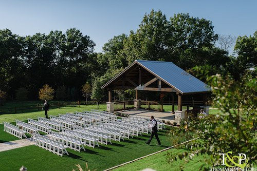 The Springs McKinney - ceremony site - wedding ceremony