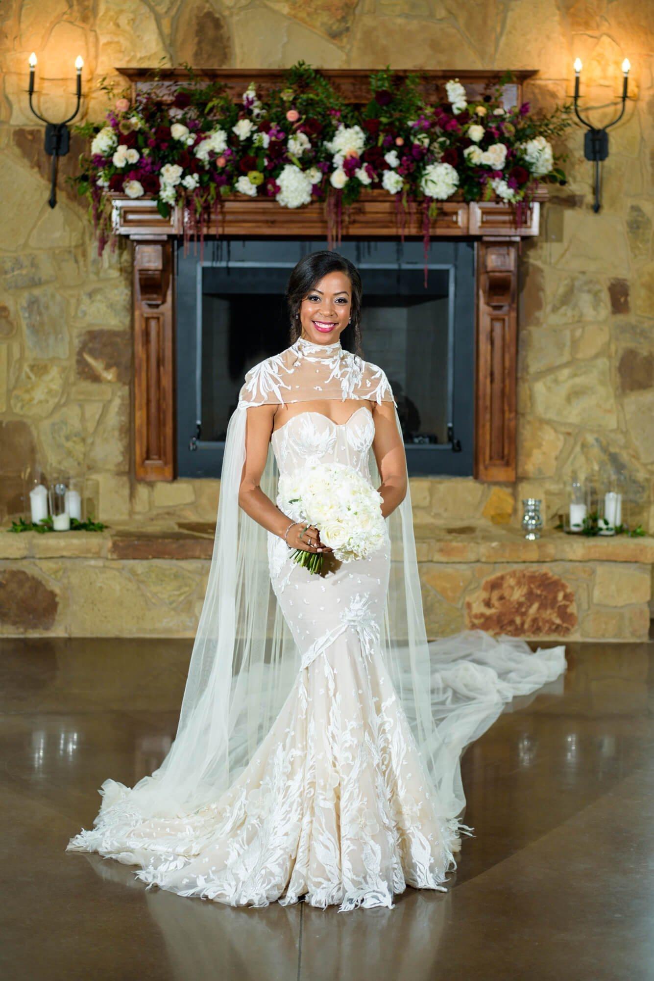 Baker Wedding - Jeremy Mennerick Photo - Bridal Portrait