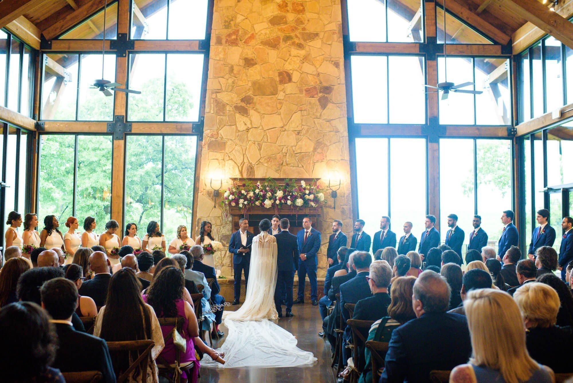 Baker Wedding - Jeremy Mennerick Photo - Ceremony4