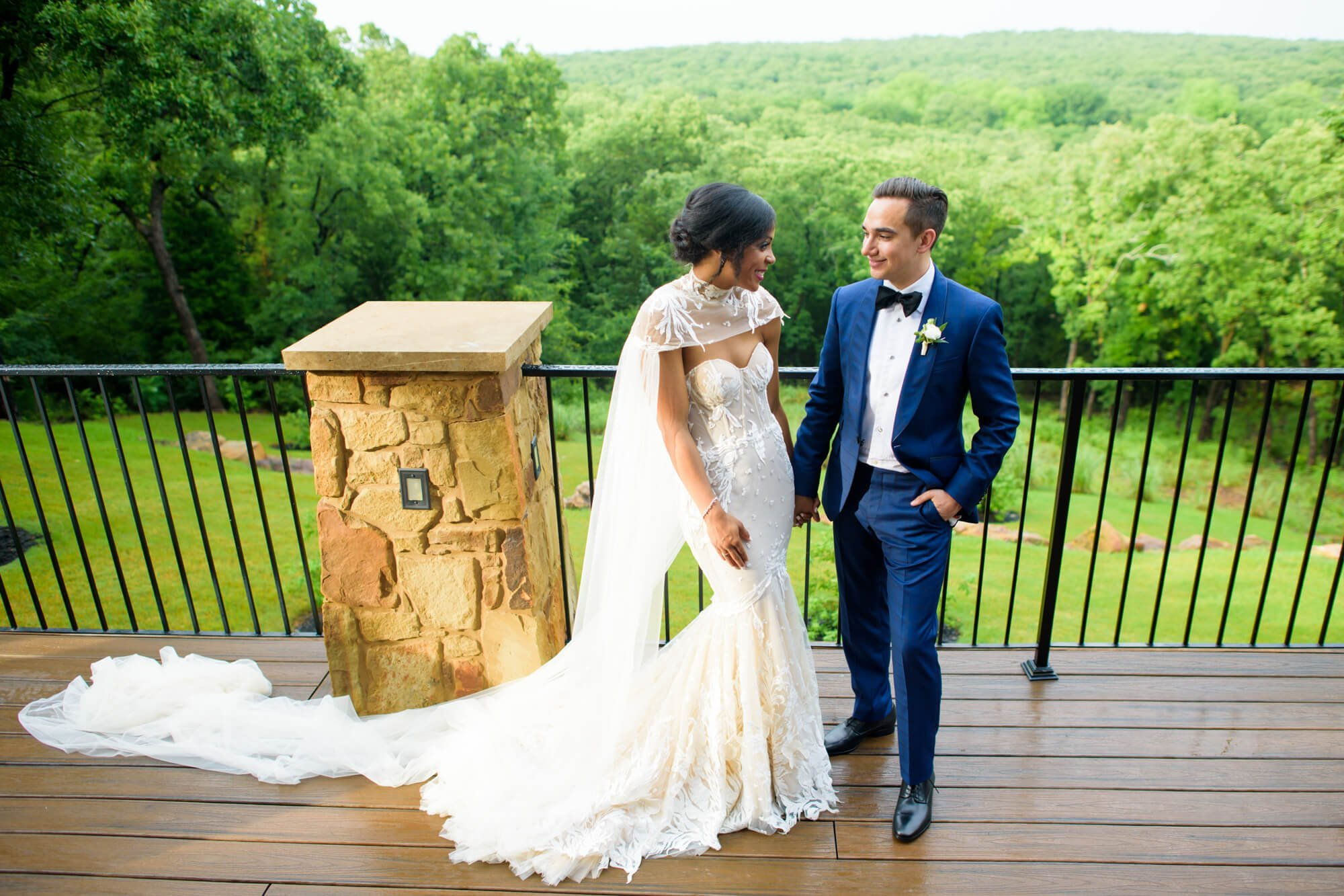 Baker Wedding - Jeremy Mennerick Photo - Couple