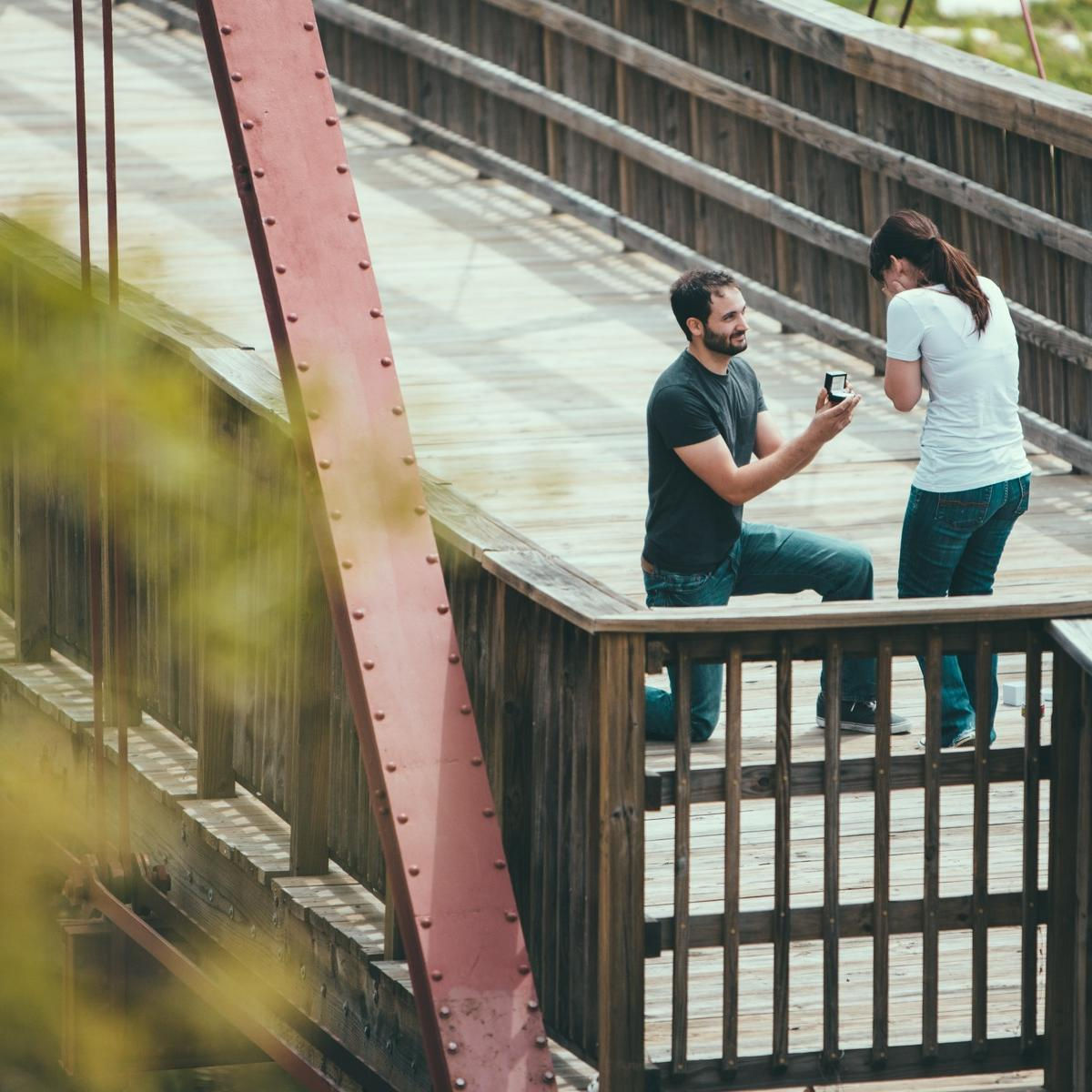 Bridge Engagement - Casual Proposal