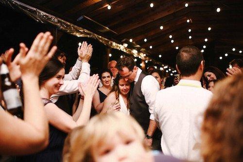 Wedding Reception - Dancing at a wedding - Dot & Anchor