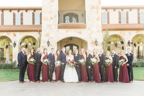 Kylie Crump Photography - Bridal Party - Tuscany Hill The Springs