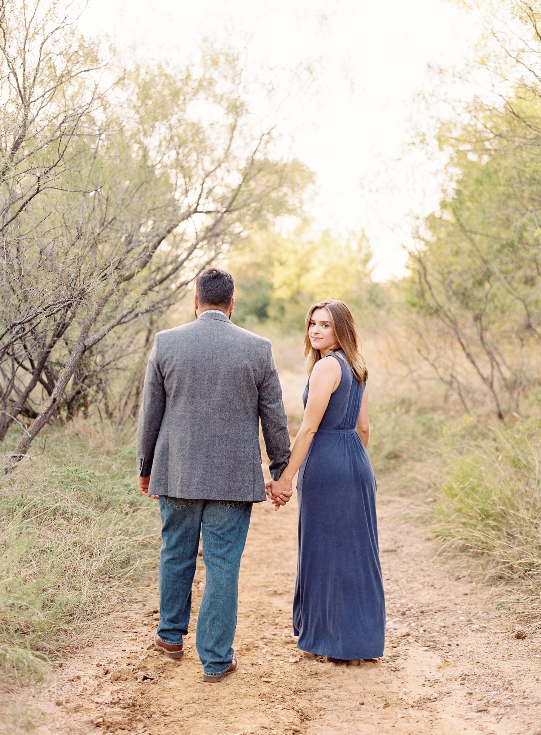 Lauren Peele Photography - Engagement Photo - Engagement Pictures - McKinney, Texas - Engagement Ring - Each & Every Detail Wedding Planning