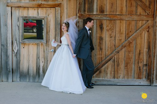 Ryan O'Dowd Photography - First look - Bride & groom Sneak peek