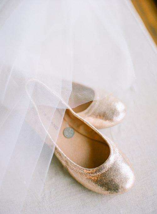 Wedding Shoes - Wedding Flats - Wedding Traditions