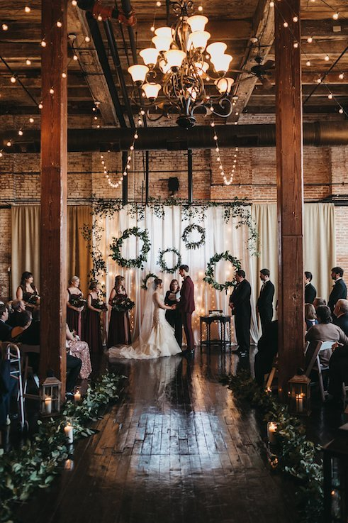 Each & Every Detail Flour Mill McKinney Wedding