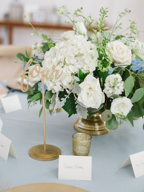 Each & Every Detail The Grand Ivory Wedding McKinney