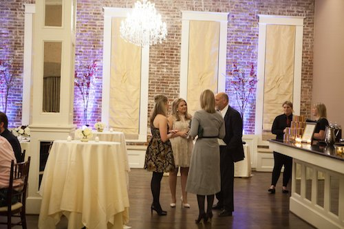 Katie Cassidy Photography, Rehearsal Dinner, Industrial Rehearsal Dinner,