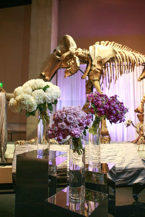 Violet Floral - Museum Wedding - Flashbox Photography