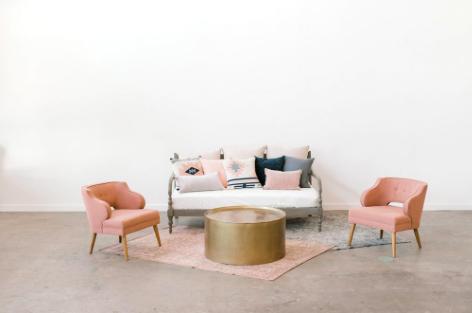 Beautiful Event Rentals - Wedding Lounge Furniture - Dallas Furniture Rental